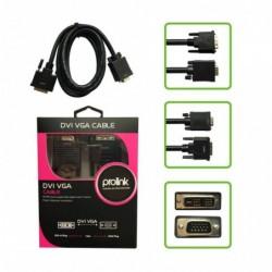 DVI VGA kabel 1.5m