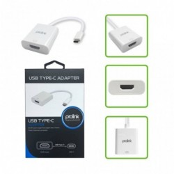 adapter tipe C - HDMI