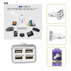 adapter 4USB hod 2.4A