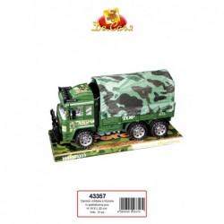 vojaški kamion
