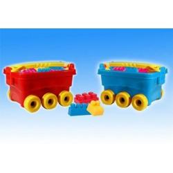 voziček kocke