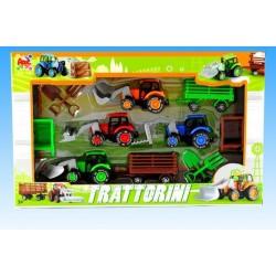 set traktorji