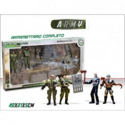 igrača vojaki