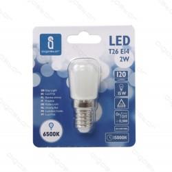 LED žarnica T26 E14 2W