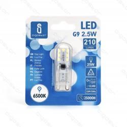 LED žarnica G9 2.5W