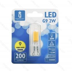 LED žarnica G9 2W