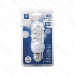 LED žarnica SPIRAL E27 5W
