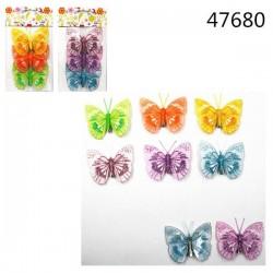 okrasni metuljčki