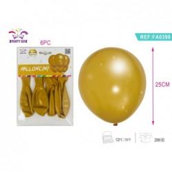 balon 30cm/6kom