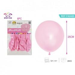 roza balon 30cm/6kom