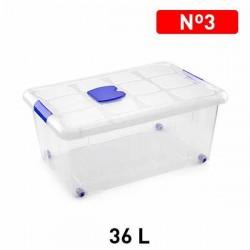 plastična škatla 36L