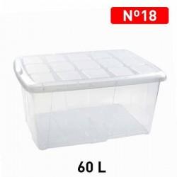 plastičen zabojnik 60l