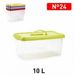 plastična škatla 10L