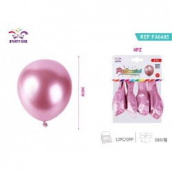 balon 30cm/4kom