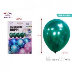 svojni balon 25cm/4kom