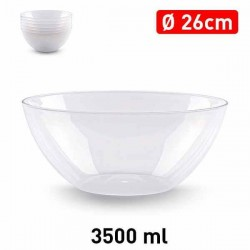 plastična skleda 3600ml/26cm