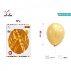 balon 90cm zlata