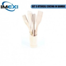 set kuhalnic iz bambus
