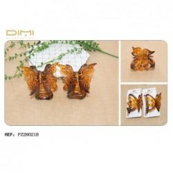 španga metulj 7cm