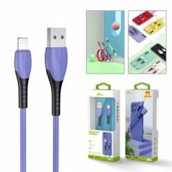 USB kabel iPhone 3A/1m