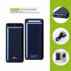 power bank 2A/22000mAh